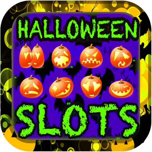 Free Halloween Slots: Bloody Casino Slot Machine iOS App