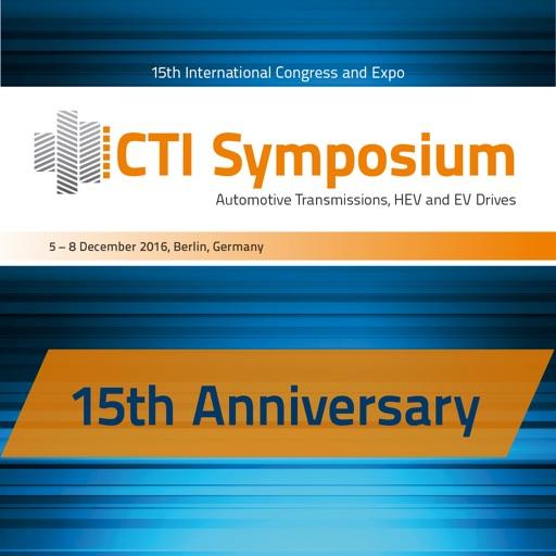 15th CTI Symposium Berlin 2016 iOS App