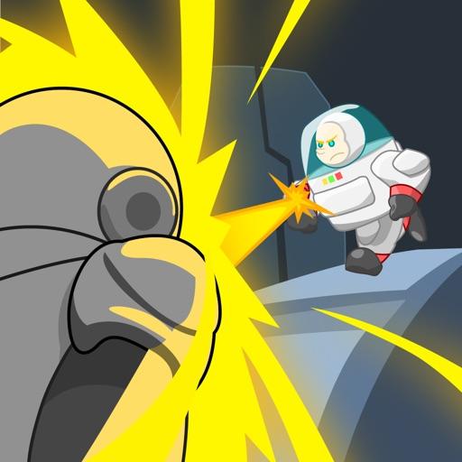 Astronaut Run - Fantastic Odyssey iOS App