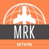 Marrakech Guia de Viagem com Mapa Offline