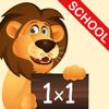Einmaleins - Multiplikationen Lernen S