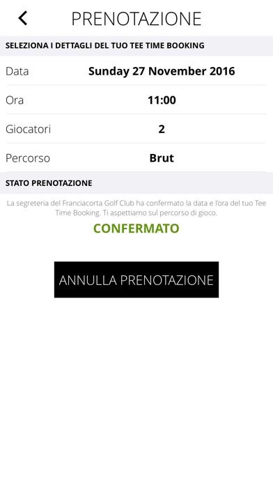 Screenshot of Franciacorta Golf Club5