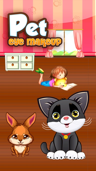 download Pet Eye Make Up - Dress Up & party Salon for Girls appstore review