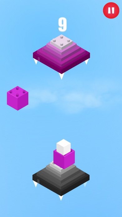 Stack Mania Color Blocks Screenshot