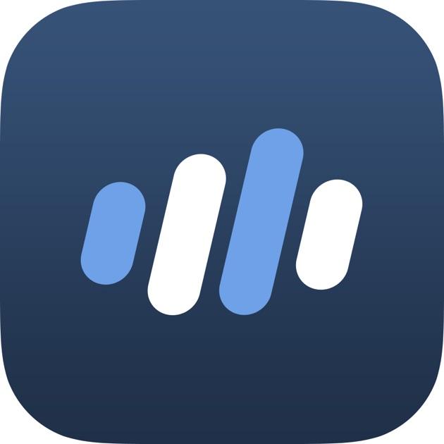Open itunes app