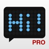 LED Banner Pro - Scrolling Text Display App scrolling text ticker