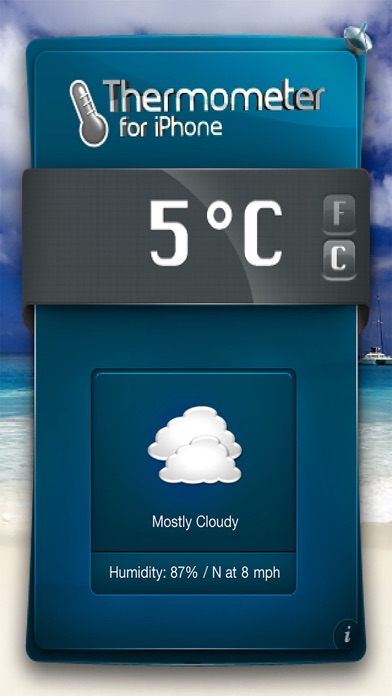 download Thermometer- temperatura y de tiempo! apps 2