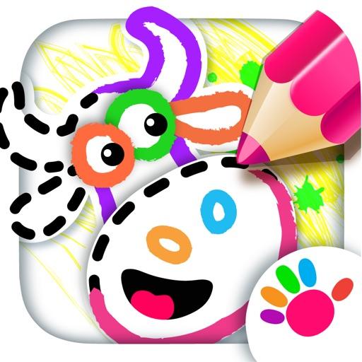 Игры и рисовать для малышей