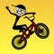 Descargar Stickman BMX Free - hill-top bike racing game-s