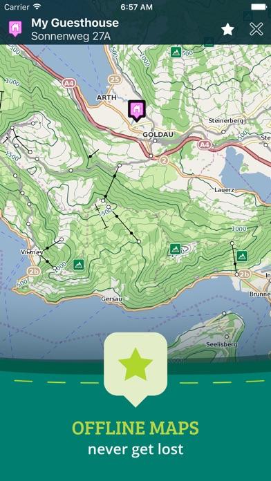 Screenshot #6 for Pocket Earth Offline Maps & Travel Guides