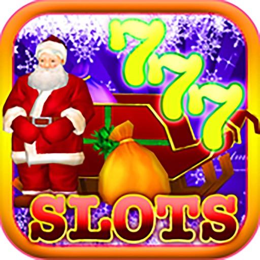 Vegas HD Mega Christmas Slots: Happy Holiday iOS App