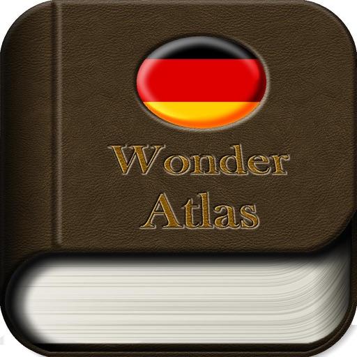Germany. The Wonder Atlas Quiz. iOS App