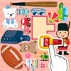 大人のおもちゃパズル!! PITATOY(ピタットイ)〜大人も子供も楽しめる脳トレパズルゲーム〜