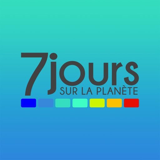 Learn French with 7 jours sur la planète - Lite iOS App