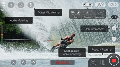 MoviePro : Video Recorder Screenshots