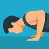 Nose Push Ups: Styrka för bröstmusklerna (Chest)