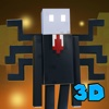 5 Nights at Cube Slender Pizzeria 3D Full slender rising free