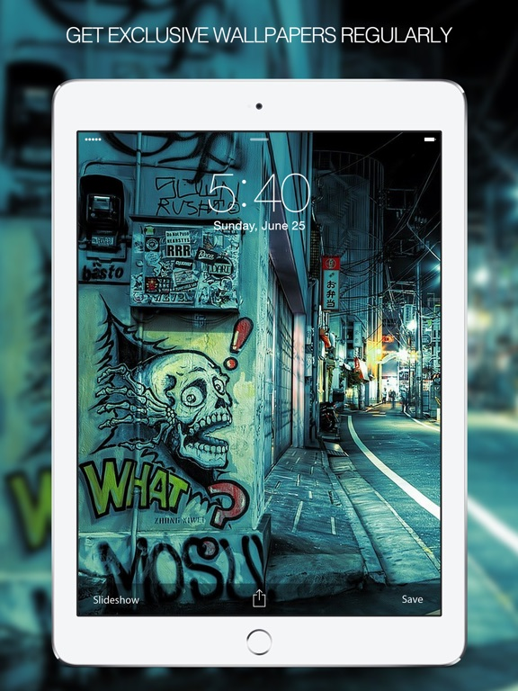 Graffiti Wallpapers – Graffiti Arts & Pictures Screenshot