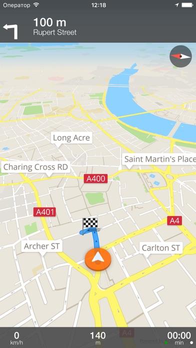 Равенна Оффлайн Карта иСкриншоты 5