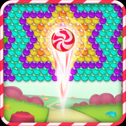 Candy Pop Bubble Shooter Icon