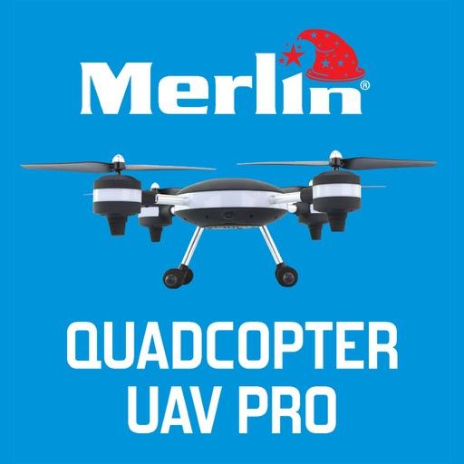 Quadcopter UAV iOS App