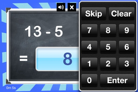Subtraction Wiz Lite screenshot 3