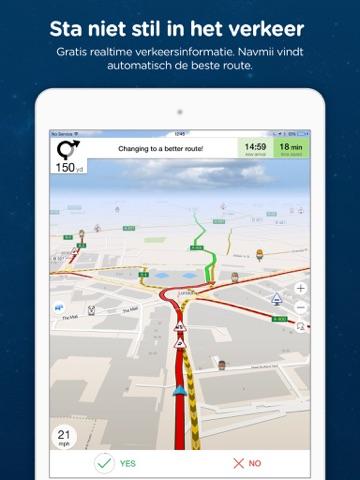 gratis navigatie iphone offline