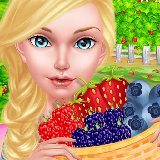 Berry Picking Farm - Girls Pastry Story iOS App