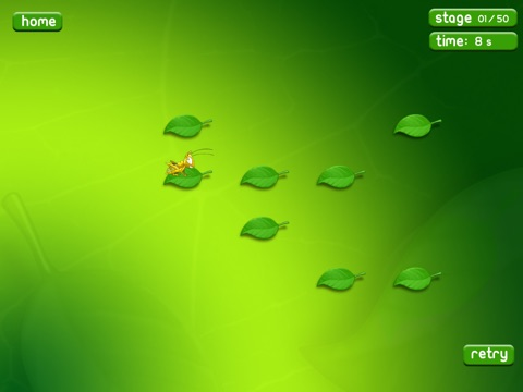 Leaf hopper HD screenshot 2
