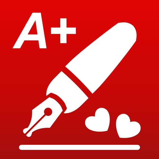 优雅签名:A+ Signature – The photo annotator