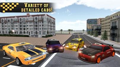 In Taxi: Drive Simulation 2016 screenshot 5