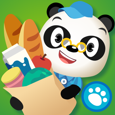 Dr. Panda's Supermarket app review: an adorably cute app to develop your child's organizational skills, spatial awareness, and much more through immersive gameplay