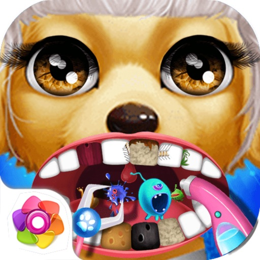 Celebrity Puppy Vet Doctor-Animals Teeth Surgeon iOS App