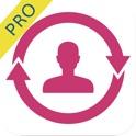 Контакты Синхронизация, резервное копирование Pro icon