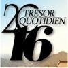 Trésor Quotidien 2016