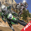 A Racetrack Fast Motorcycle X-Fighters Pro - Game Fast Motorcycle App