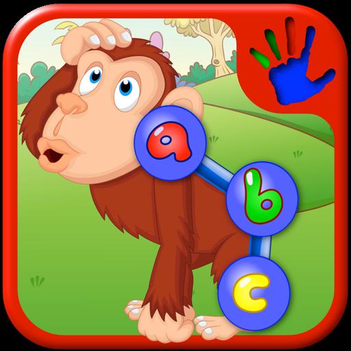 Животных зоопарка дошкольного ABC