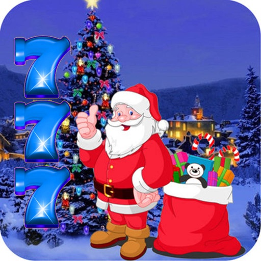 Free SLOT Merry Christmas Of Baby iOS App