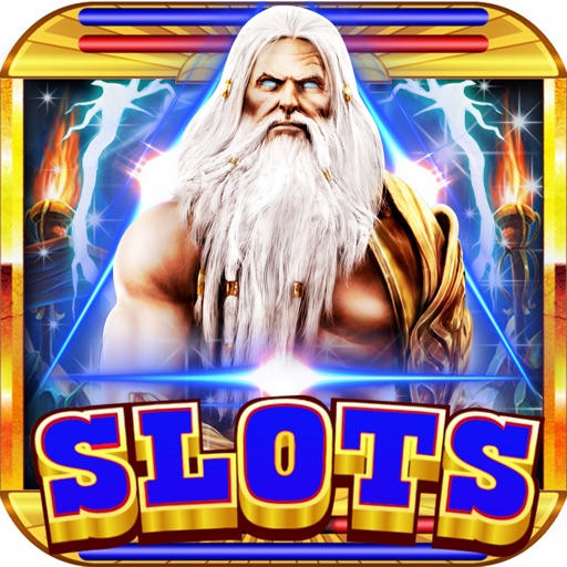 Zeus Slots - God of 777 Slot Machines! iOS App