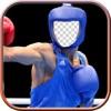 Atleta faccia Juggler - Sostituire Face in Hole Pic Frame & Trasposizione te stesso come un atleta Player Estate