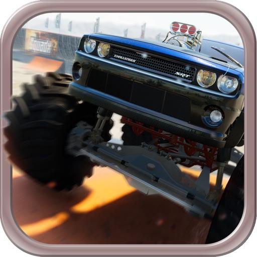 DESTRUCTION Pro Monster Truck Offroad Simulator iOS App