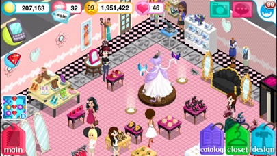 Screenshot of Fashion Story™2