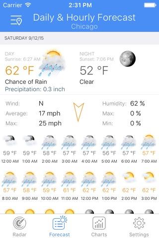 NOAA Radar - Weather & Alerts screenshot 4