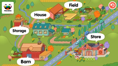 Screenshot #10 for Toca Life: Farm