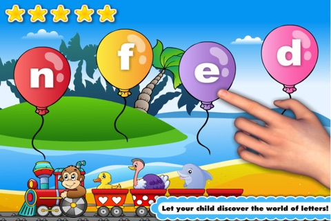 Kids Phonics A-Z, Alphabet, Letter Sounds Learning screenshot 3