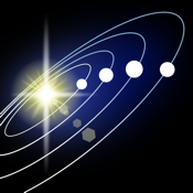 Solar Walk ™ - Solar System Planets, Orbits, and Moons with Pictures, Sounds and Lessons icon