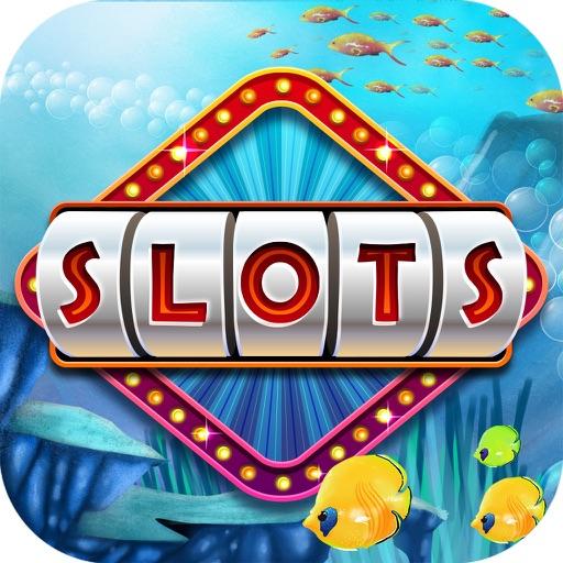 An Underwater World Slots Game iOS App
