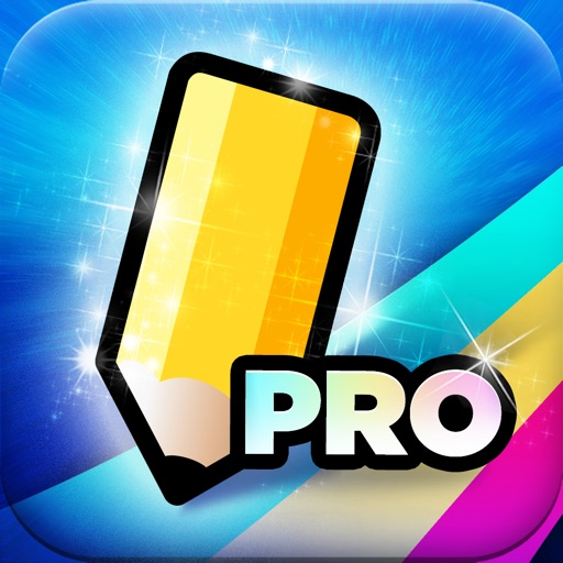 Draw Something Pro iOS App