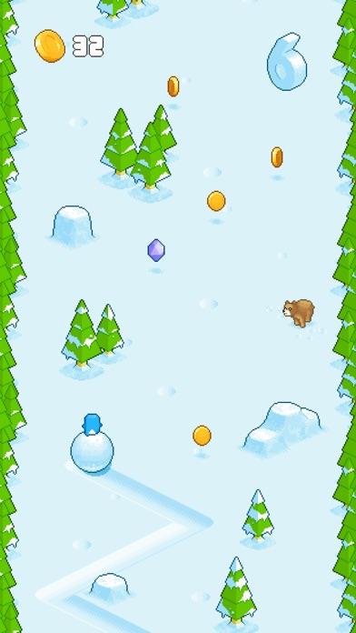 Screenshot of Snow Roll1