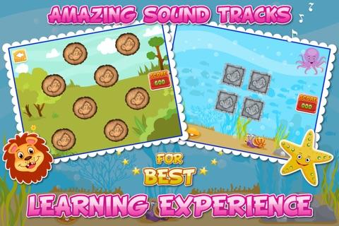 Animals Matching Blocks for Kids Pro screenshot 3